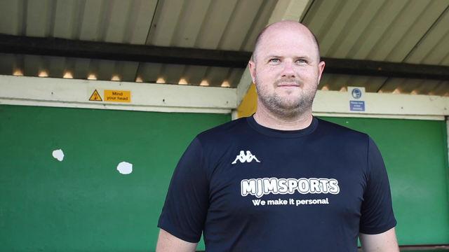 Brad Kendrick Post Match Interview: Hamworthy United Reserves 0 - 5 Merley Cobham Sports FC