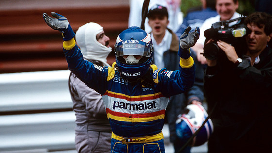 OBSCURE F1 A-Z: OLIVIER PANIS