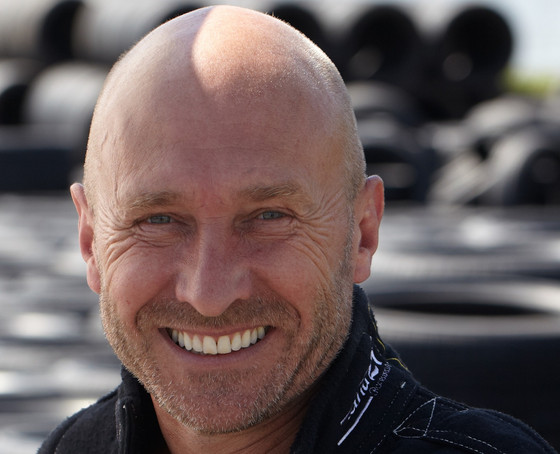 INTERVIEW: PERRY McCARTHY - F1, TOP GEAR AND BECOMING THE STIG