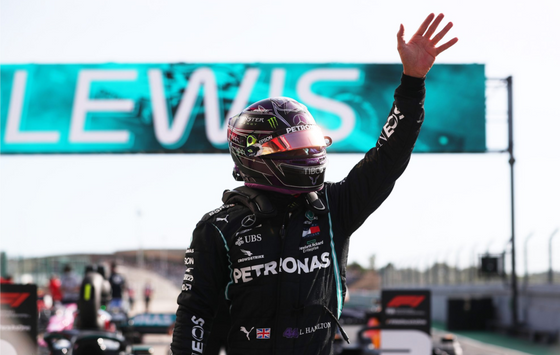 HAMILTON MAKES HISTORY WITH 92ND WIN