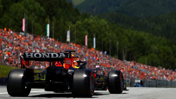 VERSTAPPEN TAKES ANOTHER VICTORY IN AUSTRIA