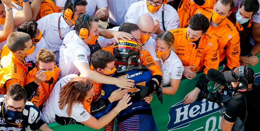 Photo Credit: McLaren Twitter Account