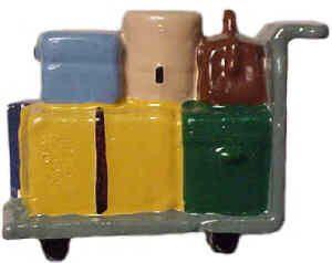 #064 - Luggage Cart