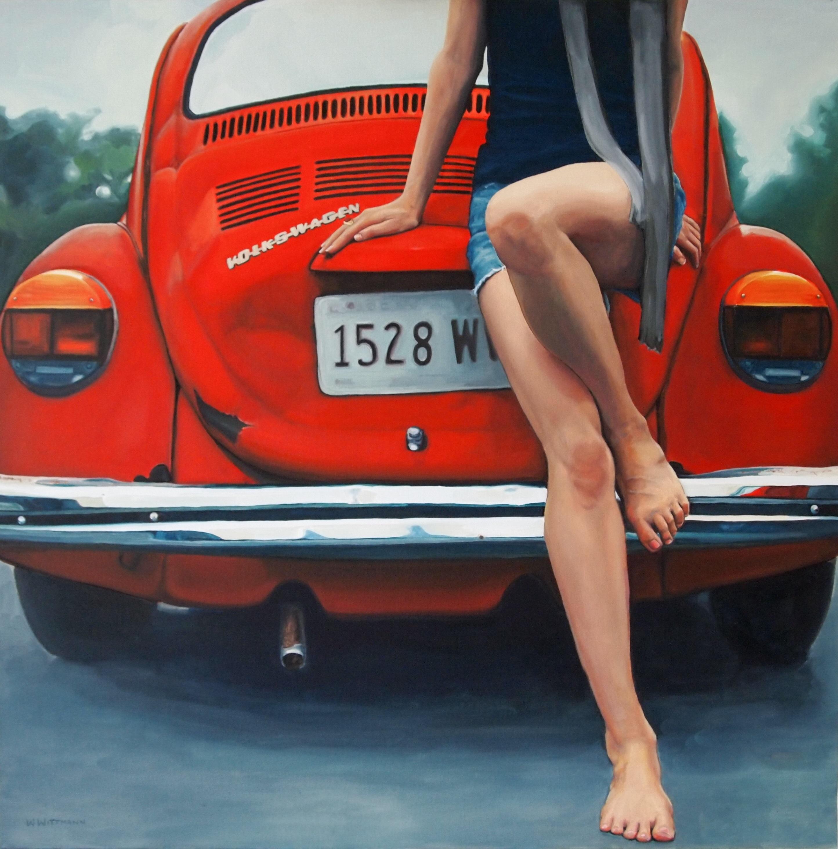Beetle & Legs
