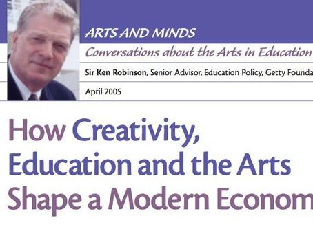Creativity, Education, and the Economy