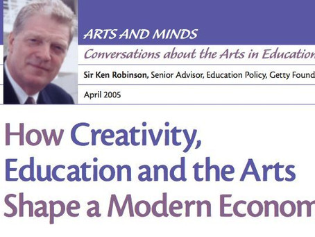 Creativity, Education, and the Economy