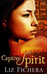 >Tina's Review of CAPTIVE SPIRIT by Liz Fichera