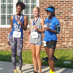 Sigma Saturday Update_ Sorors participated in _On the Run with Zeta_ hosted by the Tau Theta Zeta Ch