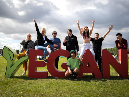 Vegan Camp Out First announcement for 2020!