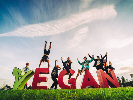 Save Vegan Camp Out and Receive Rewards!