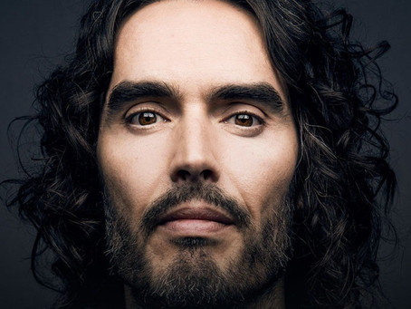 Russell Brand to headline Vegan Camp Out 2021!