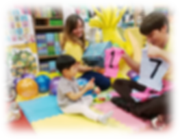 英語老師和學生互動