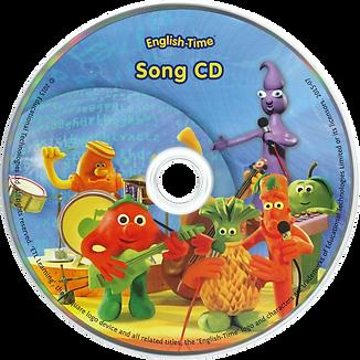 English-Time 兒歌CD