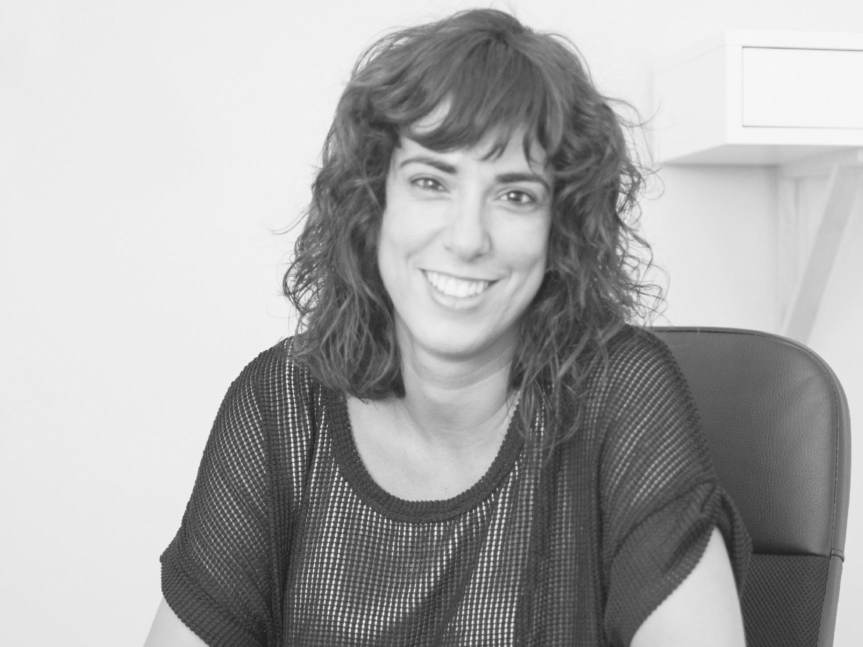 Arianne Serrat, Psicomotricista