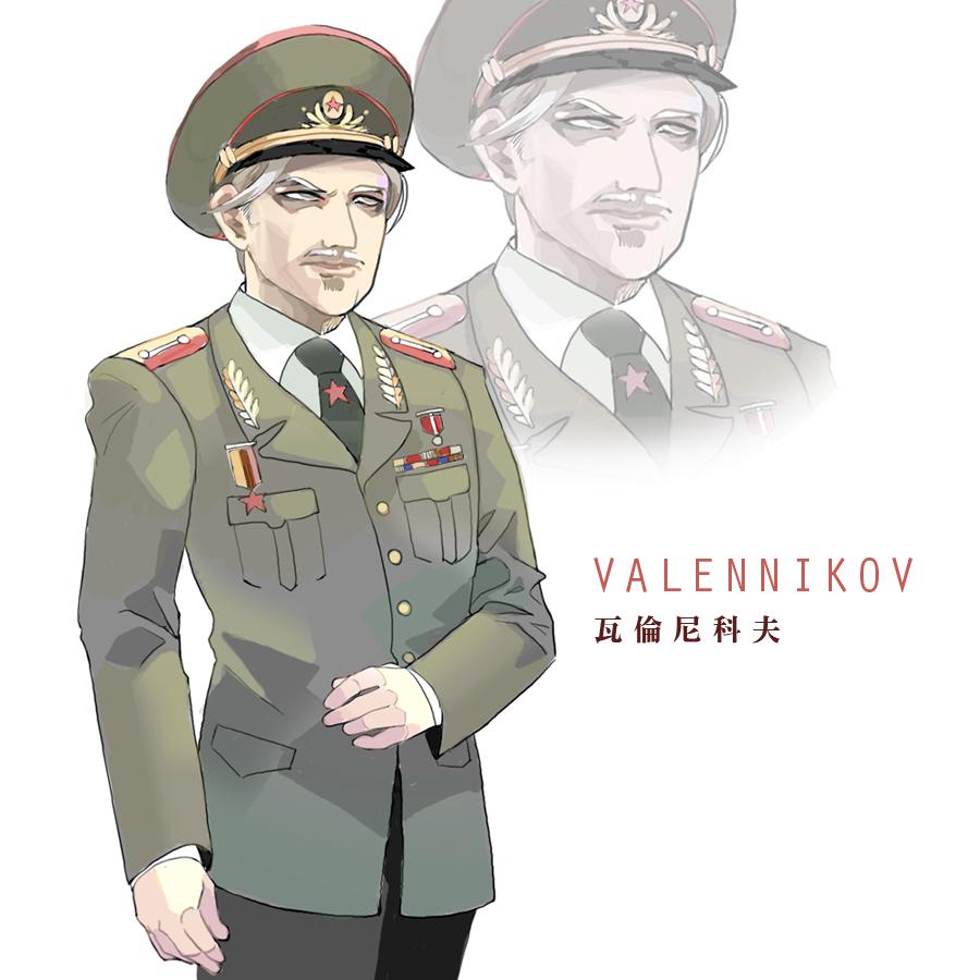 瓦倫尼科夫