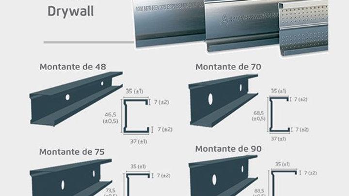 MONTANTES 48-70-90 MM