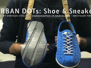 סוליית נעליים שעשויה משאריות צמיגים? כן!
