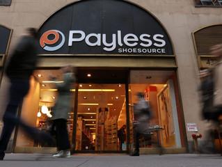 ענקית הנעליים הזולות Payless חשפה את עולם האופנה במערומיו
