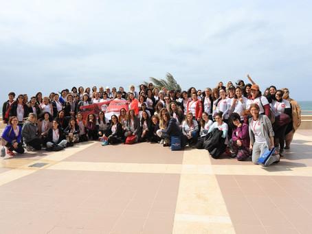 MENTORING WALK ISRAEL- HAIFA 2020