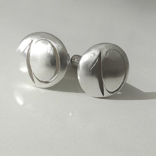 Silver cufflinks (Custom Made)