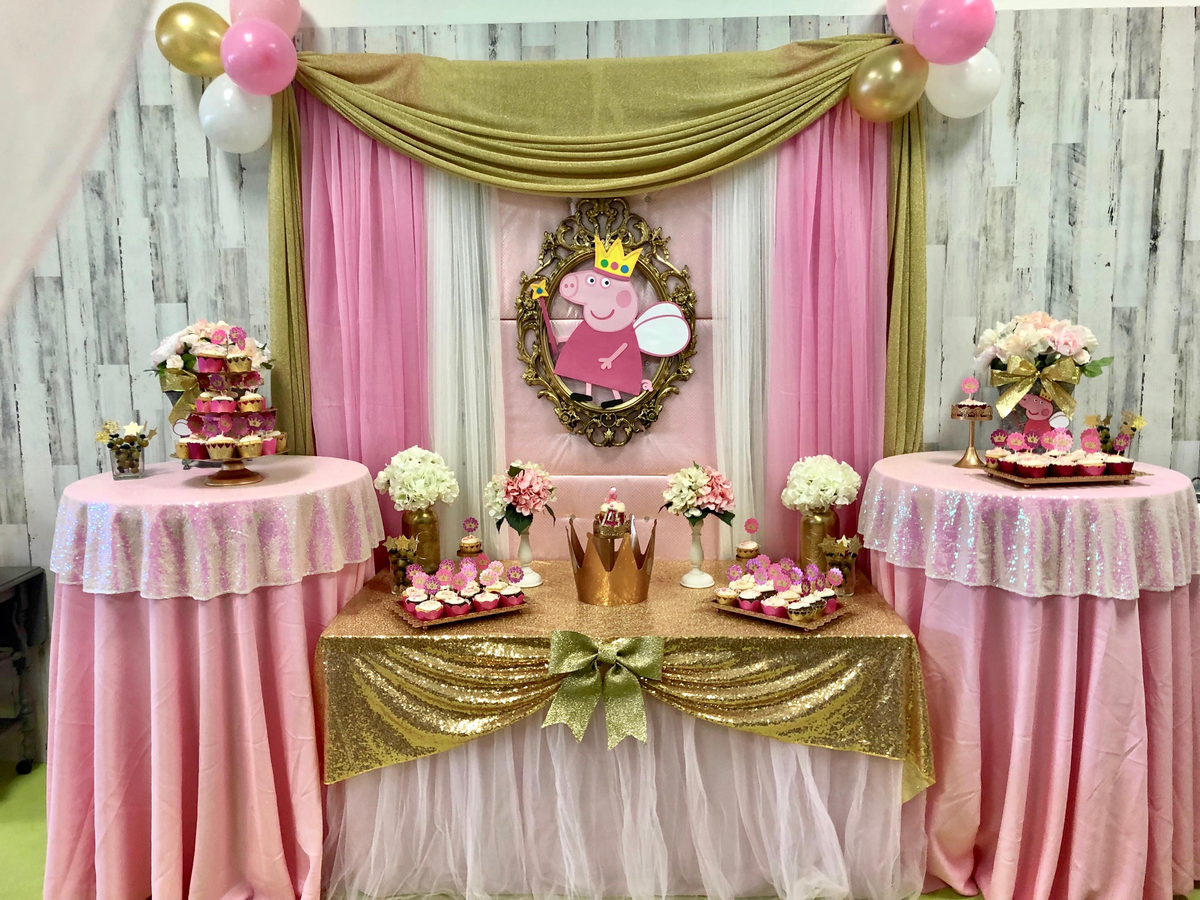Mega Birthday Party Deposit
