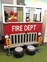 Millie Moo's Firetruck