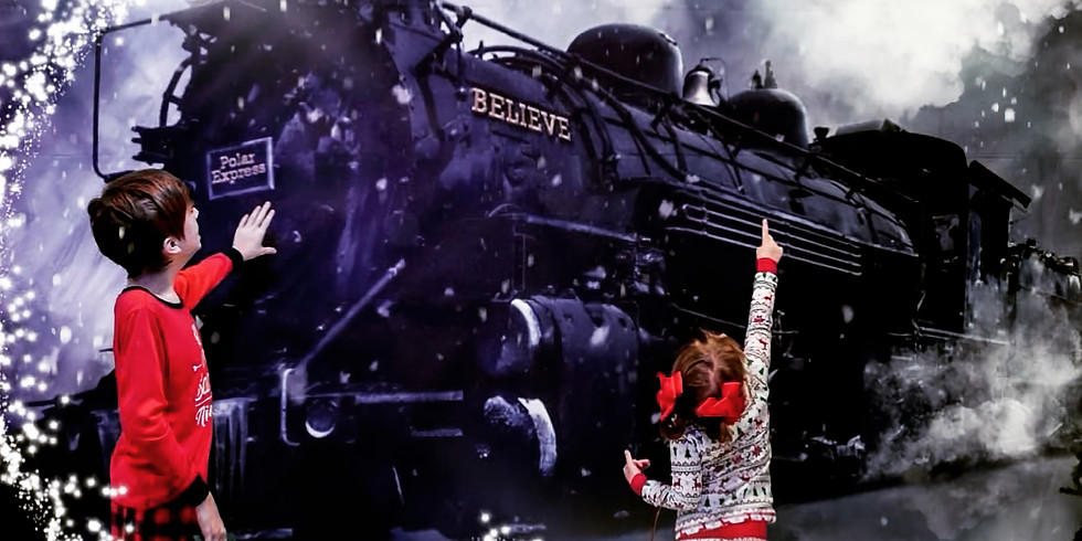 Magical Polar Express Photo Sessions