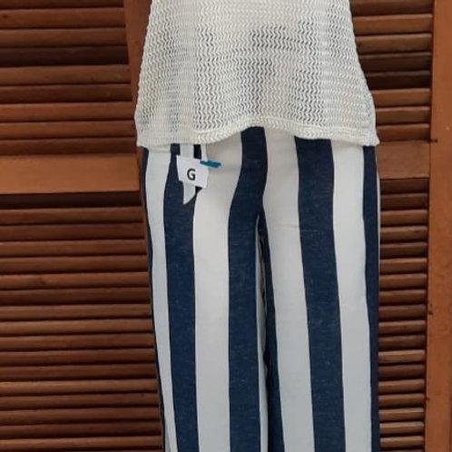 Pantalona Listras vesticais