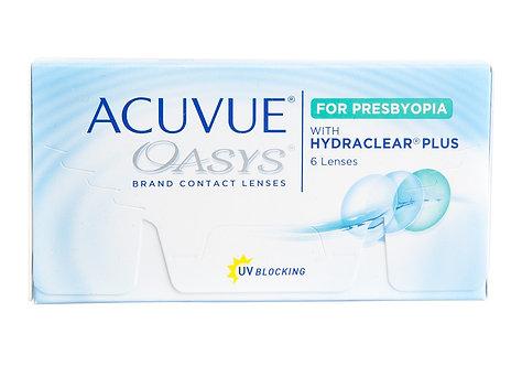 Acuvue Oasys Presbyopia 2 Week Lens