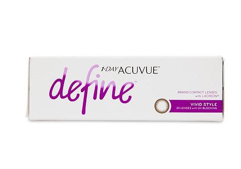 Acuvue Define 1 Day