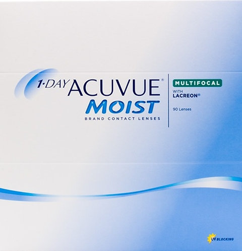 Acuvue 1 Day Moist Multifocal