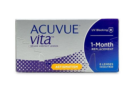 Acuvue Vita for Astigmatism 1 Month Lens