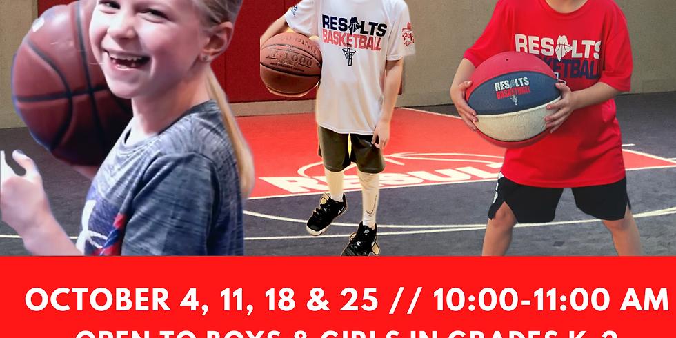 ROOKIES Foundational Basketball Training