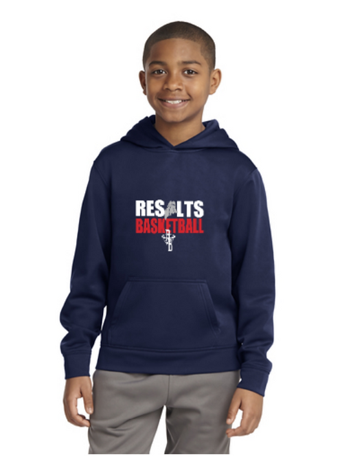 RESULTS Youth Hoodie
