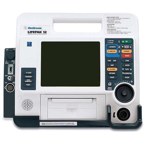 Lifepak 12 Monitor / Defibrillator