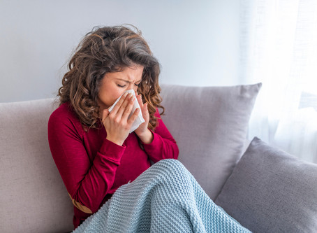 What Should You Do if You Feel a Cold Coming On?