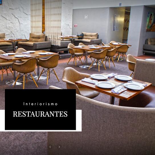diseño de restaurantes | decoracion de restaurantes | Mobiliario para restaurantes