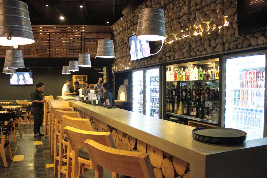 Diseño de restaurantes pequeños