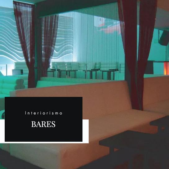 diseño de bares | decoracion de bares | Mobiliario para bares