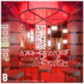 Diseño de barras para bares, Interiorismo comercial