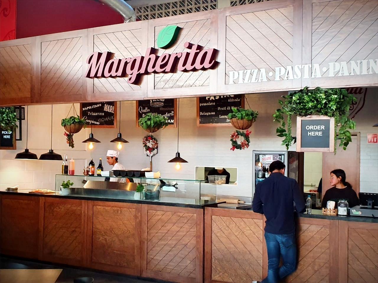 diseño de locales de comida rapida en Me