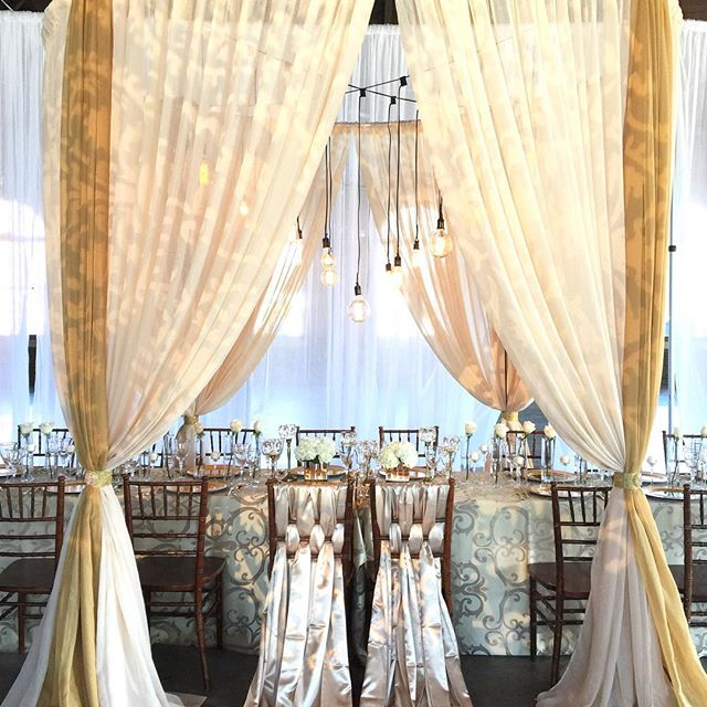 Canopy Draping