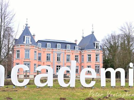 Château Meylandt is in Limburg! En erger: het is een academie!
