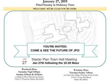 1/27 Parish Bulletin