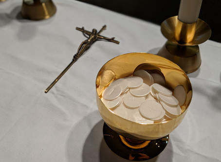 Powerful Feast Day: The Eucharist is an Invitation