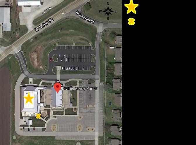 Divine Mercy Parish Hall Map.png
