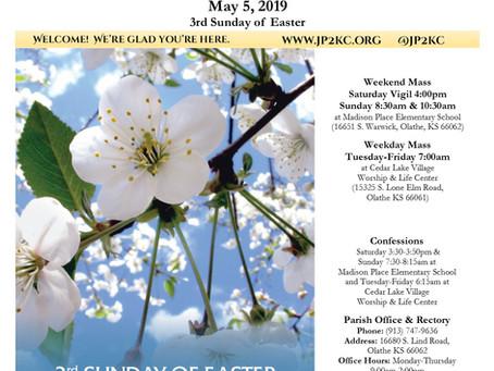 5/5 Parish Bulletin