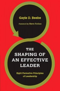 The Shaping of an effective leader – book review