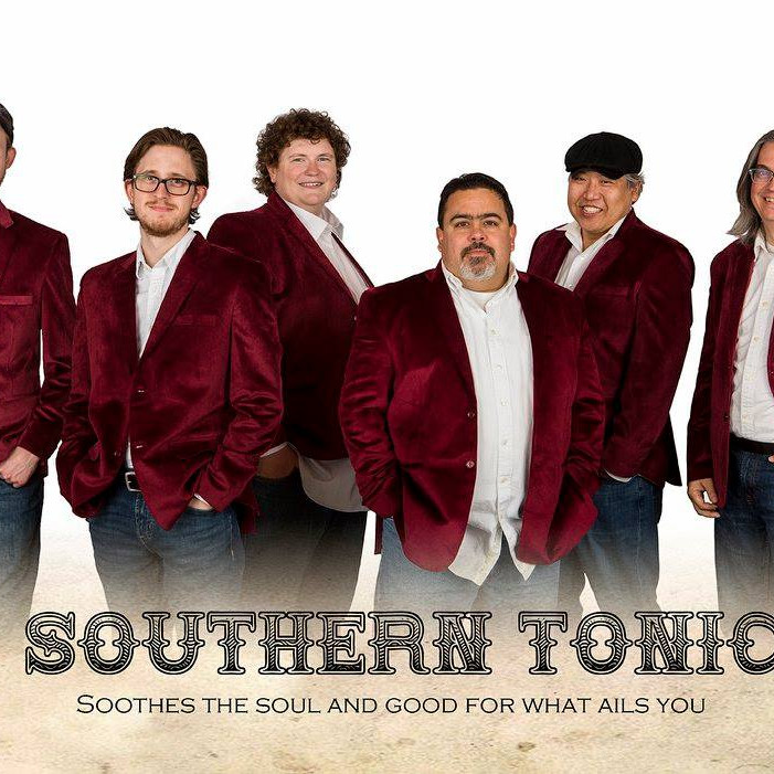 """""""Southern Tonic"""" Men's acappella Group!"""