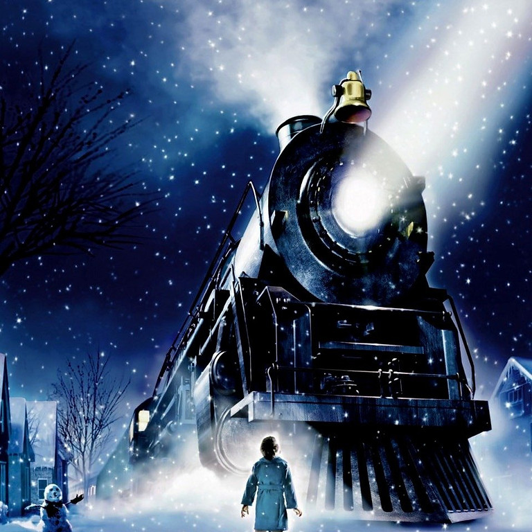 """""""Polar Express"""" from 2007 and Rated G for the entire family. (1)"""